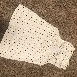 Old Navy xsmall blouse